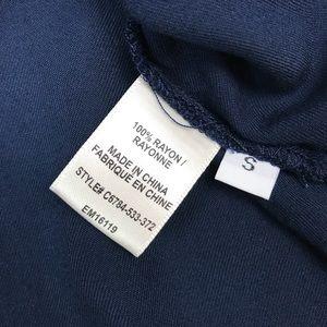 Anthropologie Dresses - Anthropologie Cloth & Stone V-Neck Hi Low Dress S